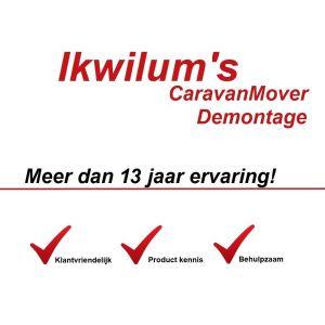 Demontage CaravanMover