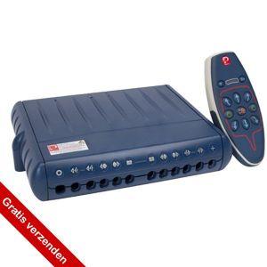 PowrMover Evo Fm besturingskast en afstandsbediening