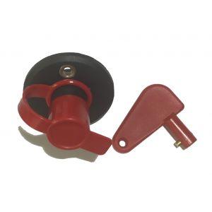 Hoofdschakelaar inclusief sleutel