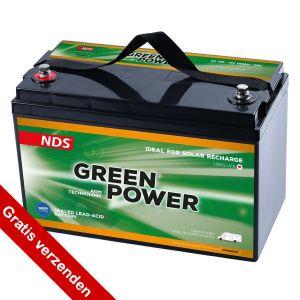 NDS GREENPOWER Service Accu AGM 12V 120Ah GP 120