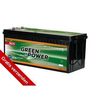 NDS GREENPOWER Service Accu AGM 12V 200Ah GP 200