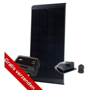NDS BLACKSOLAR 180W Zonnepaneel SET + SC320M KPB180WP