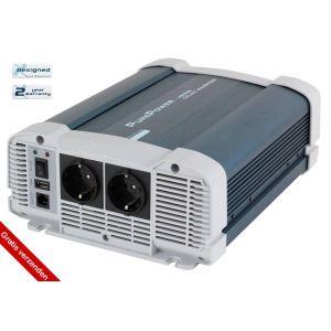 Xenteq PurePower zuivere sinus omvormer PPI 1500-212C 1500W