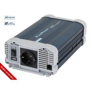Xenteq PurePower zuivere sinus omvormer PPI 600-212C  600W