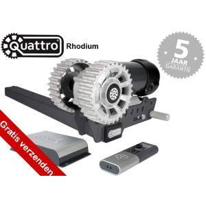 Quattro Rhodium halfautomaat CaravanMover