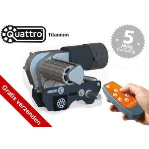 Quattro Titanium halfautomaat CaravanMover