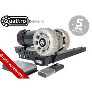 Quattro Diamond volautomaat CaravanMover